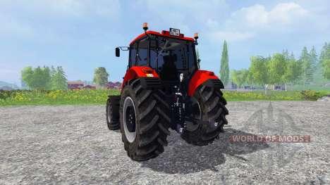 Zetor Forterra 135 HSX for Farming Simulator 2015