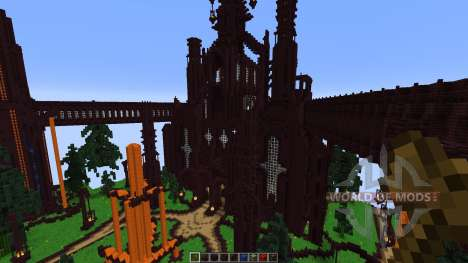 Dragon Fortress for Minecraft