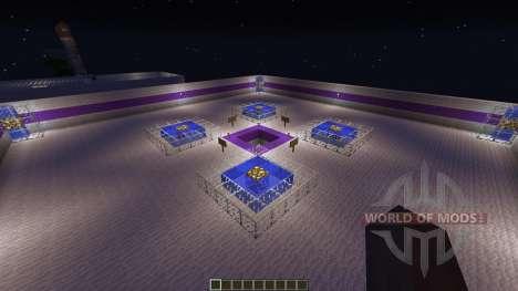 Co-op Puzzle Adventure Map: Cooptimistic for Minecraft