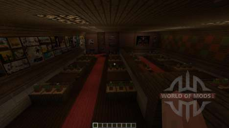 A Restaurant for Minecraft
