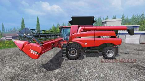 Case IH Axial Flow 7130 [dually] v1.1 for Farming Simulator 2015