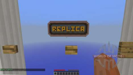 Replica How fast can you copy a picture for Minecraft