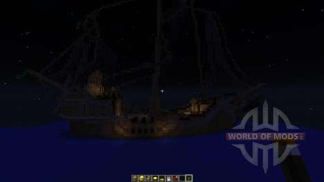 Pirates Ship for Minecraft