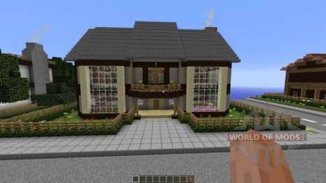 Neighborhood for Minecraft