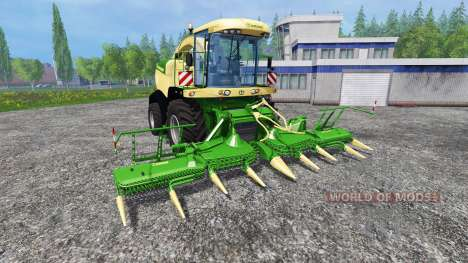 Krone Big X 580 for Farming Simulator 2015
