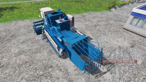 Yenisei-1200 RM for Farming Simulator 2015