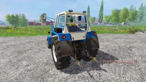Fortschritt Zt 303C [blue] for Farming Simulator 2015
