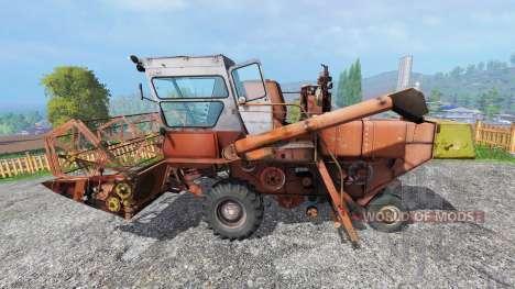 SK-5 Niva v2.0 for Farming Simulator 2015