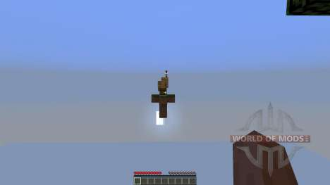 Sky Lands V1 for Minecraft