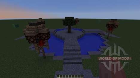 Server Spawn Pack Modular Infrastructure for Minecraft