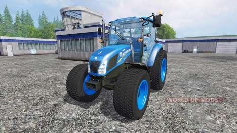 New Holland T4.105 for Farming Simulator 2015