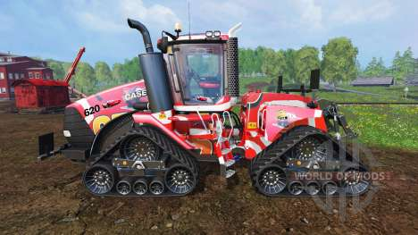 Case IH Quadtrac 620 [cars] for Farming Simulator 2015