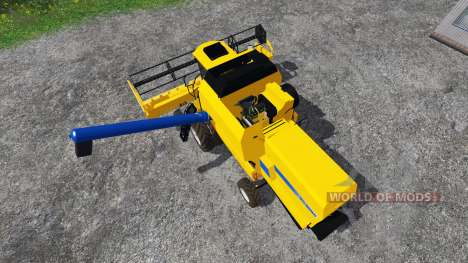 New Holland TC5090 for Farming Simulator 2015