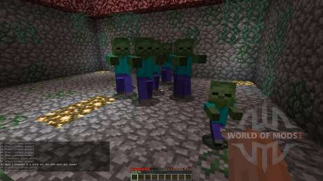 Zombie Defense for Minecraft