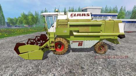 CLAAS Dominator 88SL for Farming Simulator 2015
