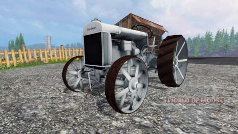 Fordson Model F 1917 for Farming Simulator 2015