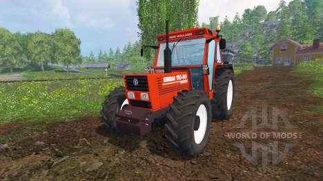 New Holland 110-90 DT v2.0 for Farming Simulator 2015