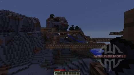 Back Breaker 69 for Minecraft