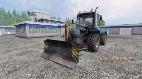 T-150K HTZ [blade] for Farming Simulator 2015