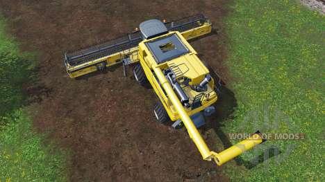 Case IH Axial Flow 9230 v1.4 for Farming Simulator 2015
