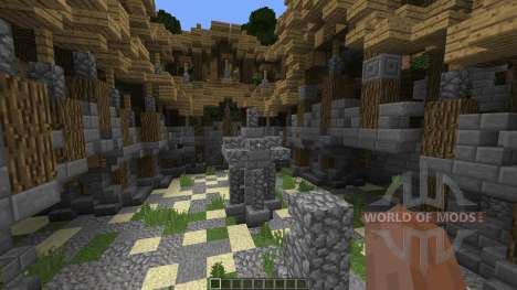Minecraft Map for Minecraft