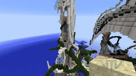 Dragon spawn of the water temple for Minecraft