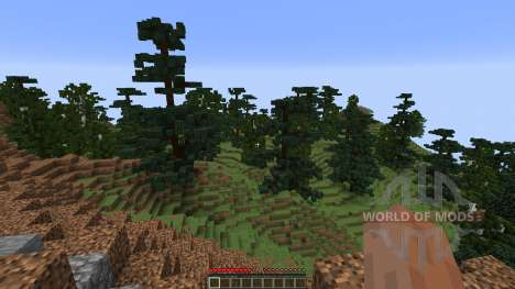 Isle of Solitary for Minecraft