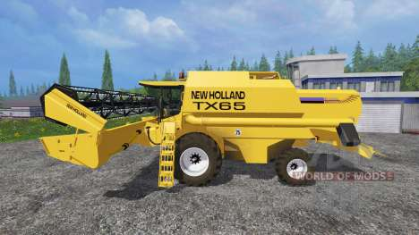 New Holland TX65 for Farming Simulator 2015