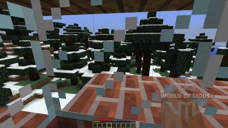 Traincraft scenic for Minecraft