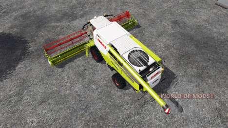 CLAAS Lexion 780 [wheels] for Farming Simulator 2015