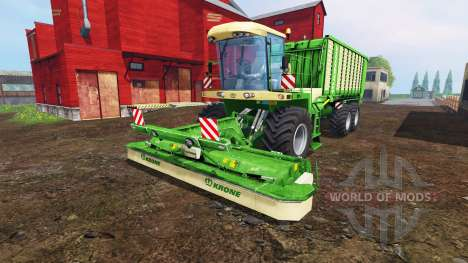 Krone BIG L500 Prototype for Farming Simulator 2015