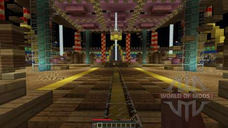 Server Spawn for Minecraft