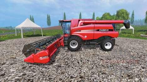 Case IH Axial Flow 7130 v1.3 for Farming Simulator 2015