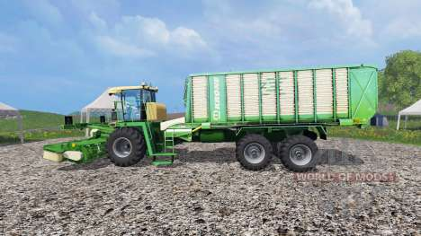 Krone BIG L500 Prototype v1.8 for Farming Simulator 2015