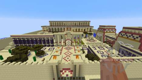 Nefertaris Palace for Minecraft