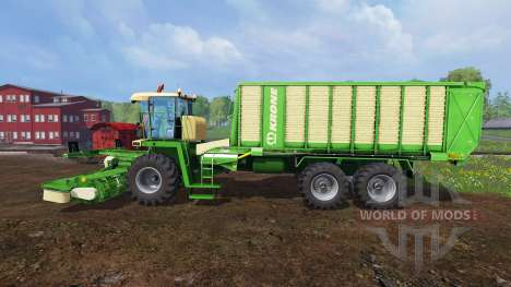 Krone BIG L500 Prototype v2.0 for Farming Simulator 2015