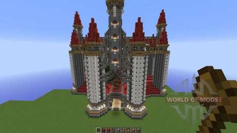 Free Spawnbuilding for Minecraft