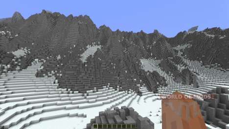 Glacier Valley for Minecraft
