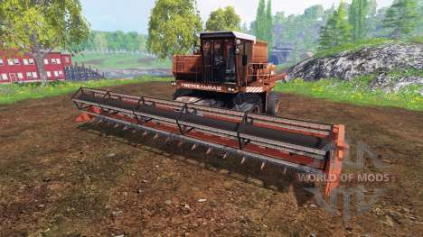 Don-1500 v2.1 for Farming Simulator 2015