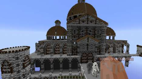 The Palace of Doria for Minecraft