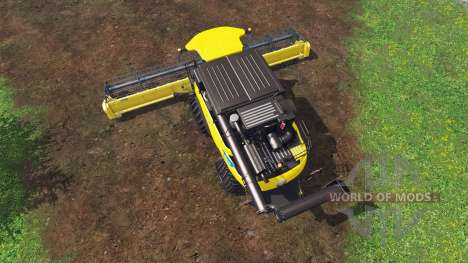 New Holland CR9.90 [terra wheels] for Farming Simulator 2015
