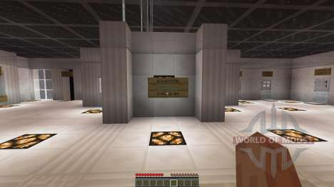 Parkour PvP Map for Minecraft