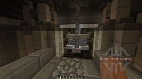 Iron Crypt for Minecraft