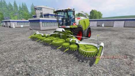 CLAAS Jaguar 980 [washable] for Farming Simulator 2015
