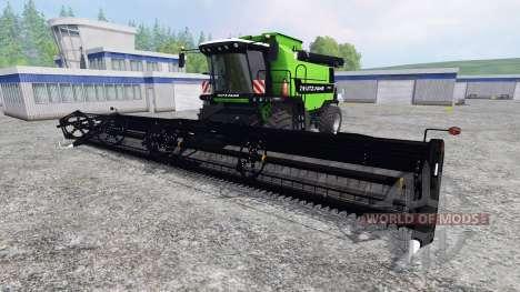 Deutz-Fahr 7545 RTS v1.2.8 for Farming Simulator 2015