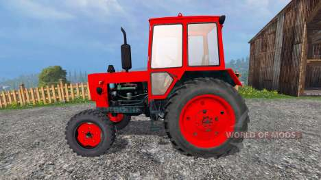 UMZ-CL v1.1 for Farming Simulator 2015