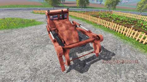 TT-4 for Farming Simulator 2015