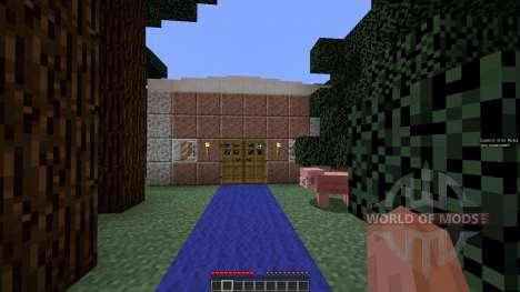Survival Wars 1: Diamond Rush for Minecraft