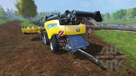 New Holland CR10.90 v2.0 for Farming Simulator 2015