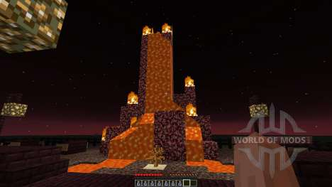 Nether Park for Minecraft